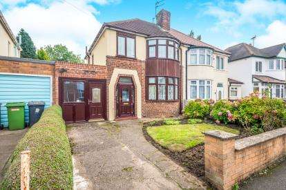 3 Bedrooms Semi Detached House for sale in Probert Road, Oxley, Wolverhampton, West Midlands