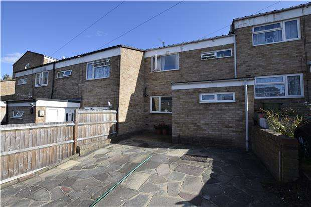 3 Bedrooms Terraced House for sale in Richborough Close, ORPINGTON, Kent, BR5 3TQ