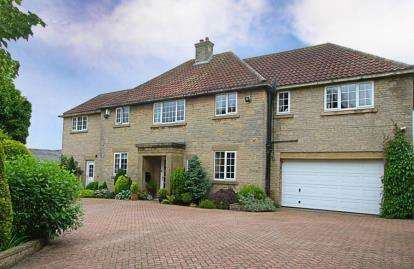 5 Bedrooms Detached House for sale in Harthill Road, Thorpe Salvin, Worksop, South Yorkshire