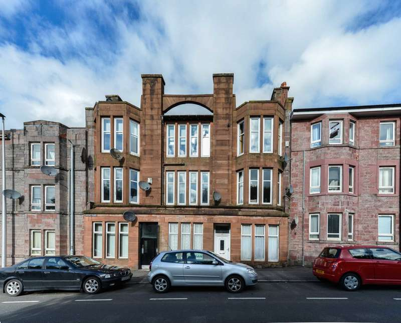 2 Bedrooms Flat for sale in Thornbrae, Johnstone