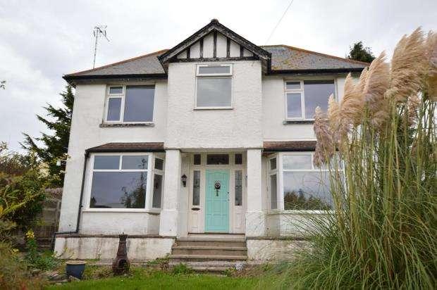 4 Bedrooms Detached House for sale in Burton Street, Brixham, Devon