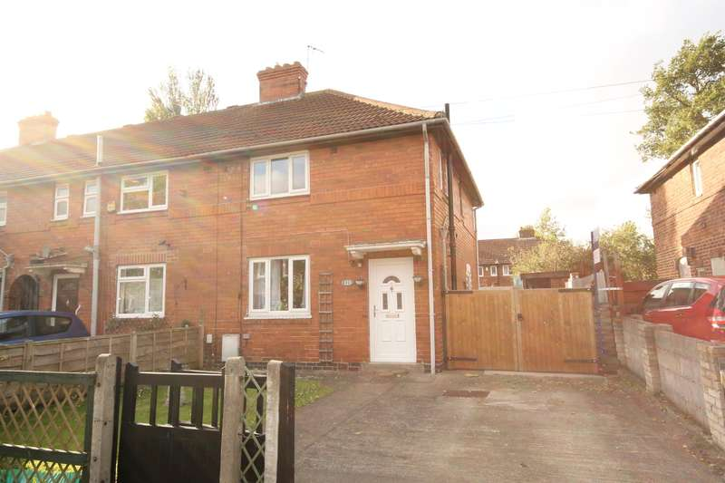 3 Bedrooms End Of Terrace House for sale in Crombie Avenue, Clifton, York, YO30 6DW