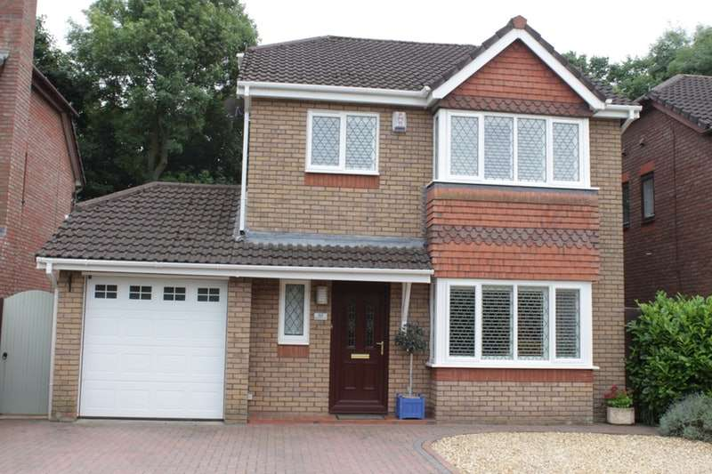 3 Bedrooms Detached House for sale in Maesbrook Close, Southport, Lancashire, PR9