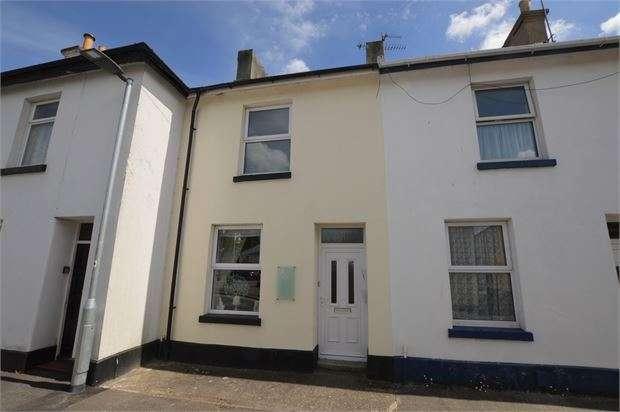 2 Bedrooms Terraced House for sale in Lemon Road, Newton Abbot, Devon. TQ12 2BA