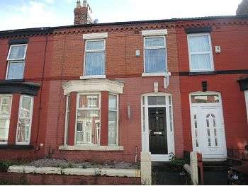 4 Bedrooms Terraced House for sale in Thorneycroft Road, Wavertree, Liverpool