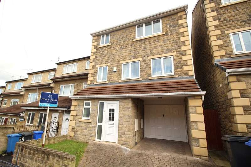 4 Bedrooms Detached House for sale in Tansley Street, Sheffield, S9