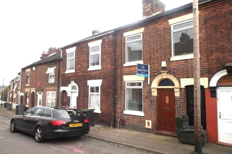 2 Bedrooms Terraced House for sale in Mount Street, Stoke-On-Trent, ST1