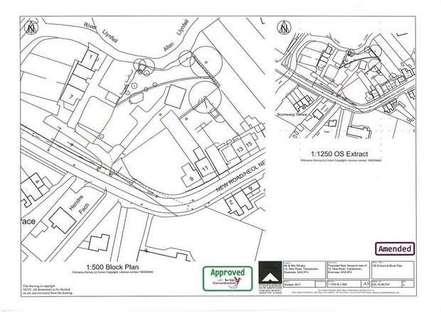 Land Commercial for sale in New Road, Ystradowen, Swansea, Carmarthenshire