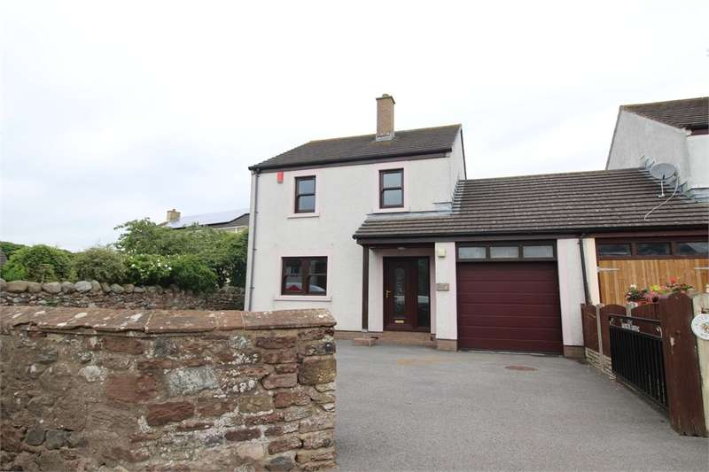 3 Bedrooms Link Detached House for sale in CA7 0BZ Blencogo, Wigton, Cumbria
