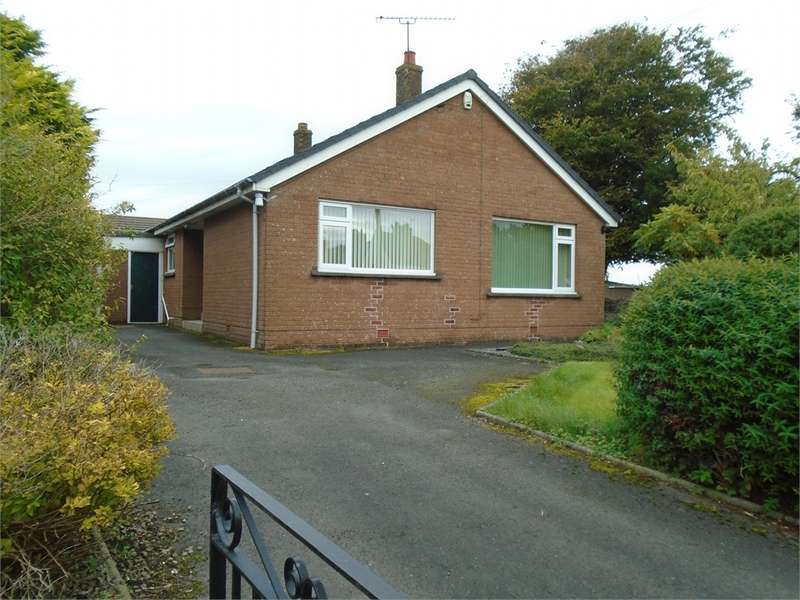 3 Bedrooms Detached Bungalow for sale in CA7 3HY Whinbarrow Lane, Aspatria, Cumbria
