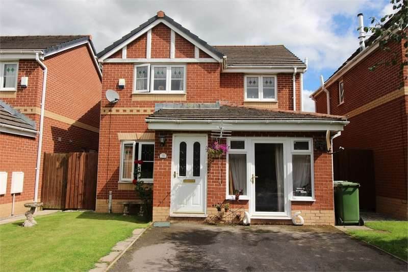 4 Bedrooms Detached House for sale in CA3 0PF Pennington Drive, Windsor Park, Carlisle, Cumbria