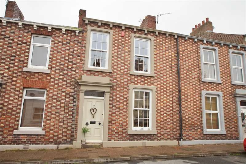 4 Bedrooms Terraced House for sale in CA3 9LR Eden Street, Stanwix, Carlisle, Cumbria