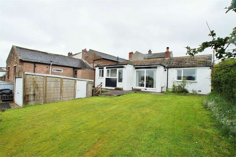2 Bedrooms Detached Bungalow for sale in CA4 0DU Mistletoe Cottage, Cotehill, Carlisle, Cumbria