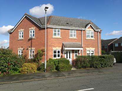 3 Bedrooms Semi Detached House for sale in Lower Church Street, Widnes, Cheshire, WA8