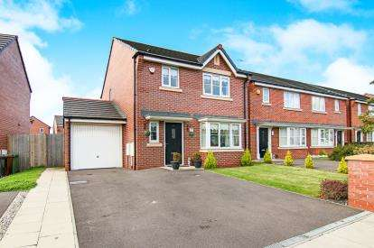 3 Bedrooms Detached House for sale in Province Road, Bootle, Liverpool, Merseyside, L20