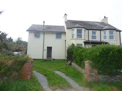 3 Bedrooms Semi Detached House for sale in Golf Road, Pwllheli, Gwynedd, LL53