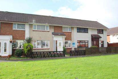 3 Bedrooms Terraced House for sale in Katrine Place, Irvine, North Ayrshire