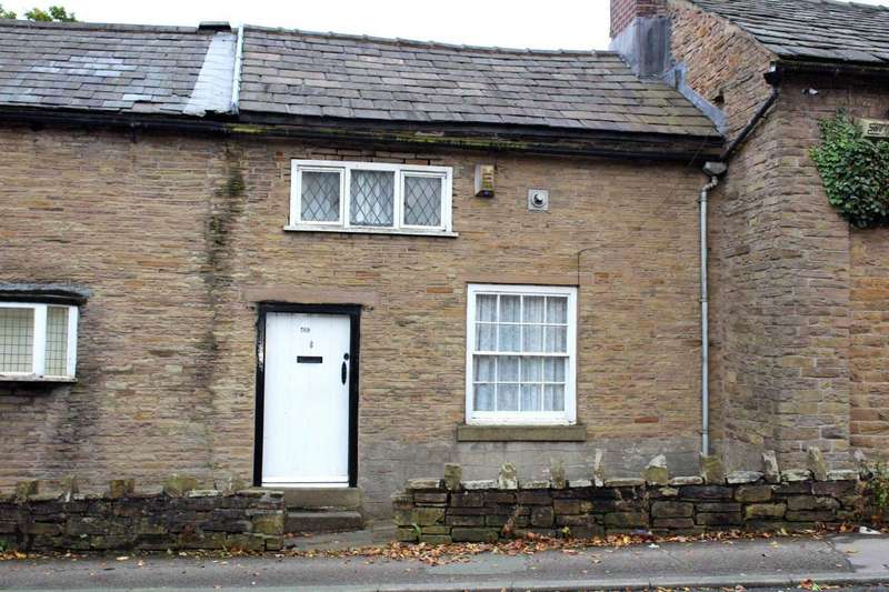 1 Bedroom Cottage House for sale in Chorley Old Road, Bolton