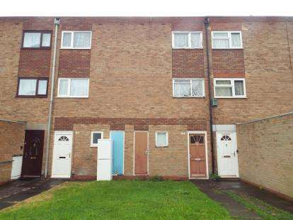3 Bedrooms Terraced House for sale in Camborne Close, Birmingham, West Midlands