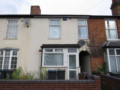 3 Bedrooms Terraced House for sale in St. Stephens Road, Selly Oak, Birmingham, West Midlands