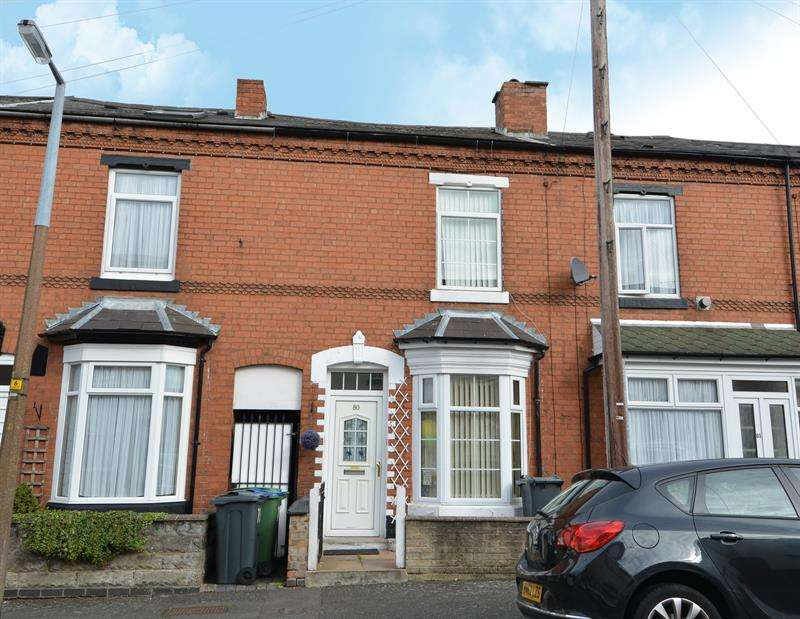 2 Bedrooms Terraced House for sale in Ethel Street, Bearwood