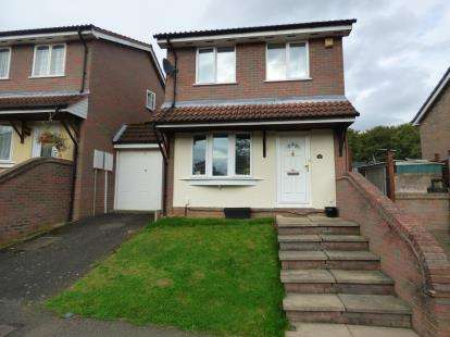 3 Bedrooms Detached House for sale in East Bank, Northampton, Northamptonshire