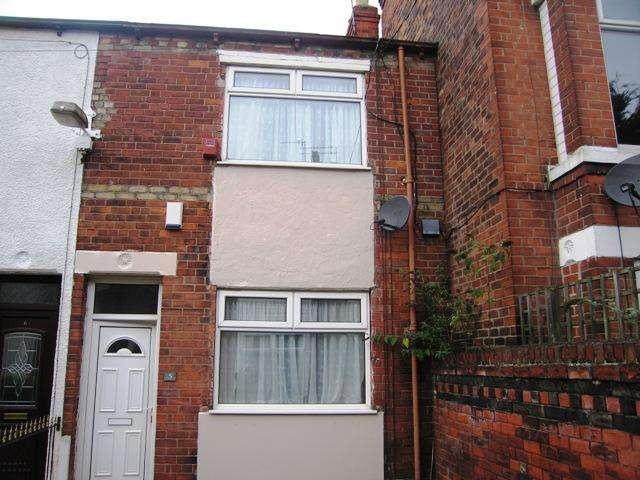 2 Bedrooms Terraced House for sale in Newstead Avenue, Newstead Street, Hull, HU5 3NE