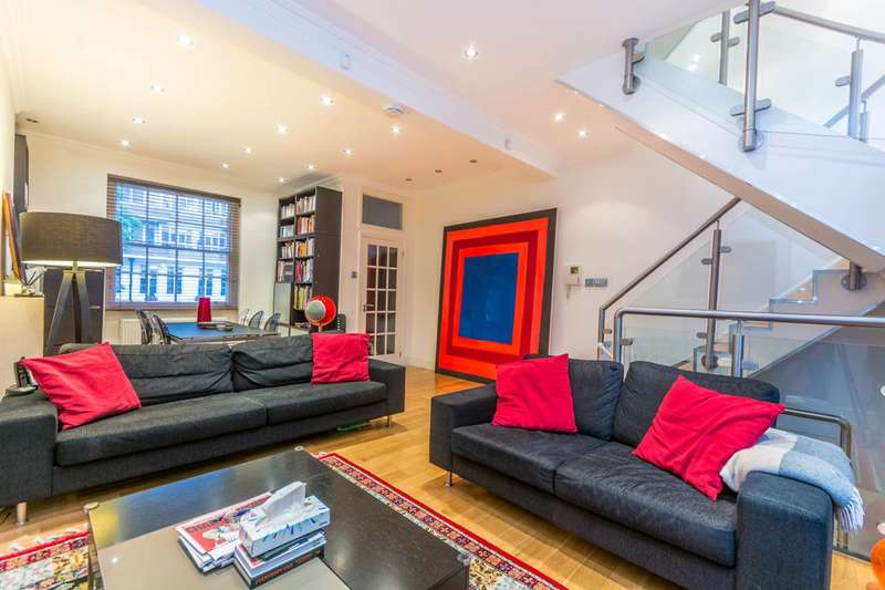 4 Bedrooms House for sale in Portsea Place, Hyde Park Estate, W2