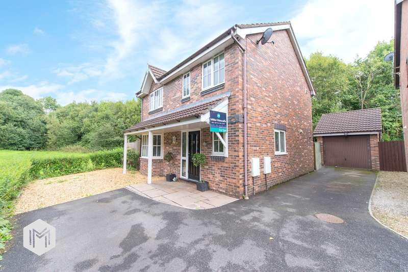 4 Bedrooms Detached House for sale in Ashdown Drive, Clayton-le-Woods, Chorley, PR6