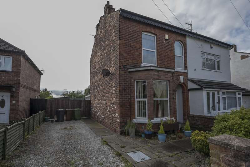 3 Bedrooms Semi Detached House for sale in New Road, Formby, Merseyside, L37