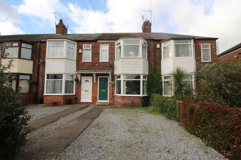 3 Bedrooms Terraced House for sale in Rutland Road, Hull, HU5