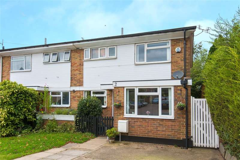 4 Bedrooms Mews House for sale in California Lane, Bushey Heath, WD23