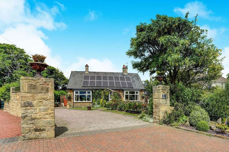 3 Bedrooms Detached House for sale in Cresswell, Morpeth, NE61