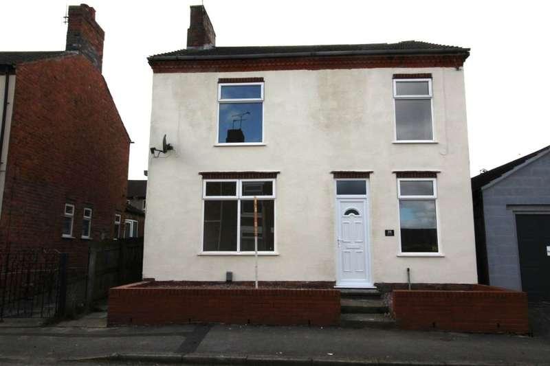 3 Bedrooms Detached House for sale in Albert Street, South Normanton, Alfreton, DE55