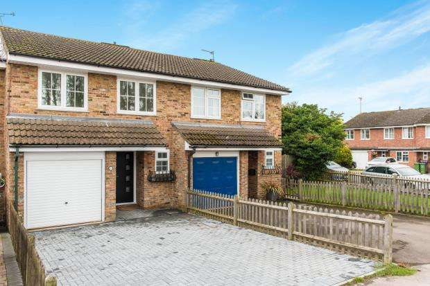 3 Bedrooms Terraced House for sale in Cobham, Surrey, .