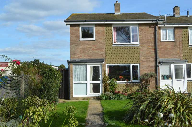 3 Bedrooms End Of Terrace House for sale in Fairview Court, Gosport