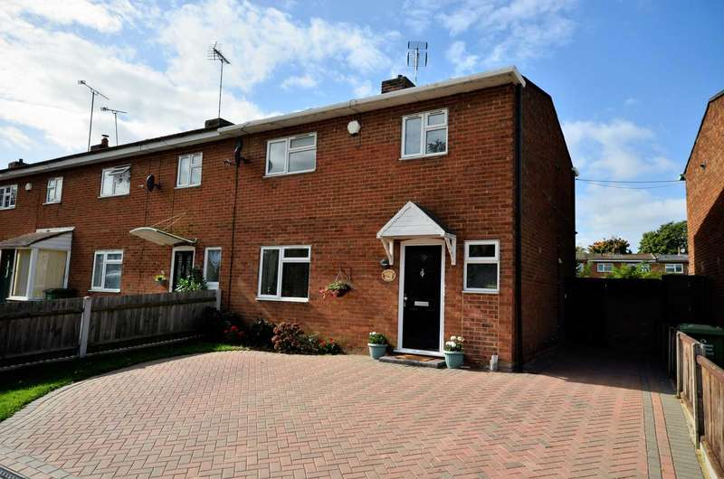 3 Bedrooms End Of Terrace House for sale in Pattiswick Square, Basildon