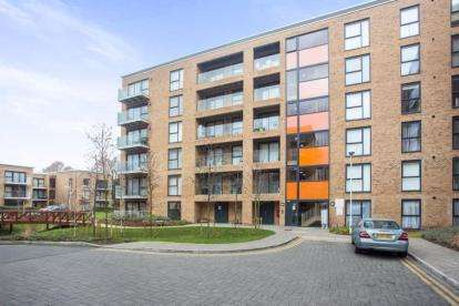 2 Bedrooms Flat for sale in Pisces Court, 15 Zodiac Close, Edgware
