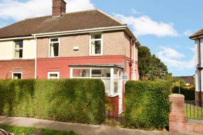 3 Bedrooms Semi Detached House for sale in Keppel Place, Sheffield, South Yorkshire