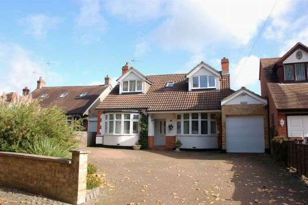 5 Bedrooms Detached House for sale in Moulton Way South, Moulton, Northampton NN3 7RP