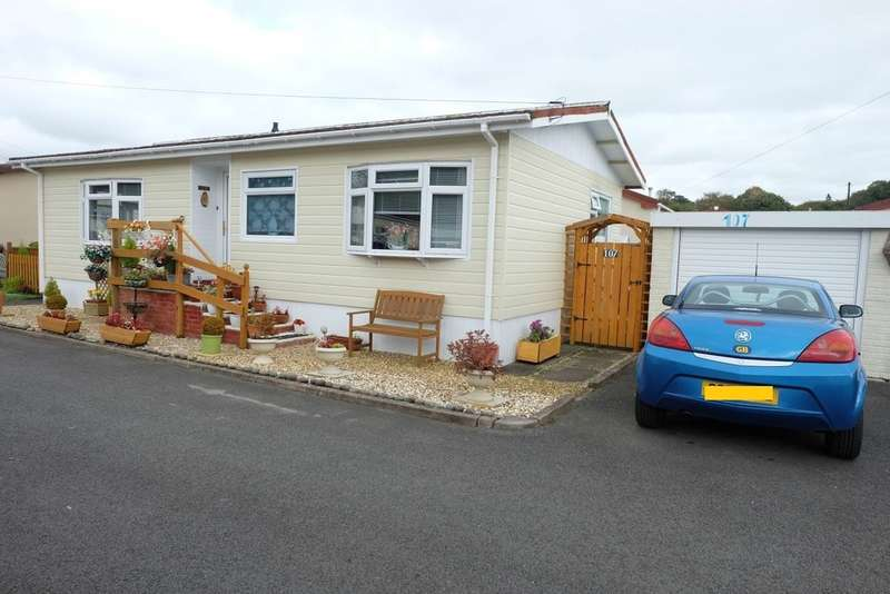 2 Bedrooms Park Home Mobile Home for sale in Mill On The Mole, South Molton