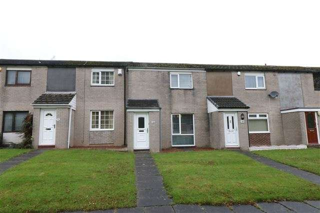 2 Bedrooms Terraced House for sale in Whernside, Carlisle, CA2 6SU