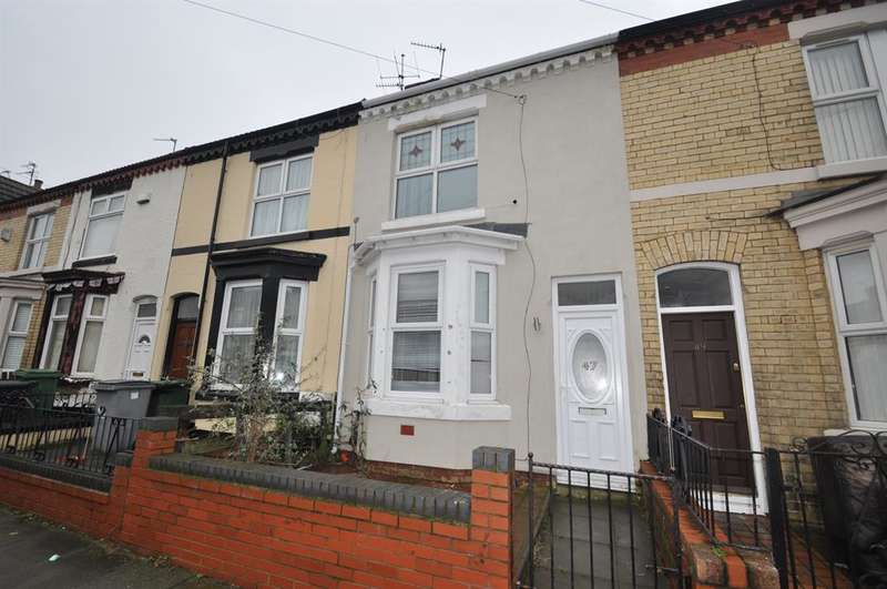 2 Bedrooms Terraced House for sale in Lucerne Road, Wallasey, CH44 7EZ