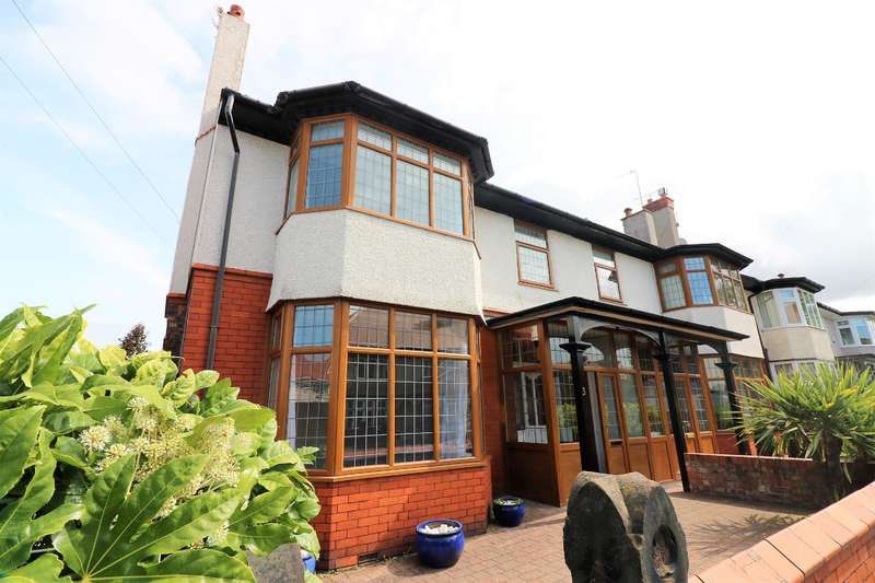5 Bedrooms Semi Detached House for sale in Arlington Road, Wallasey, CH45 3HX