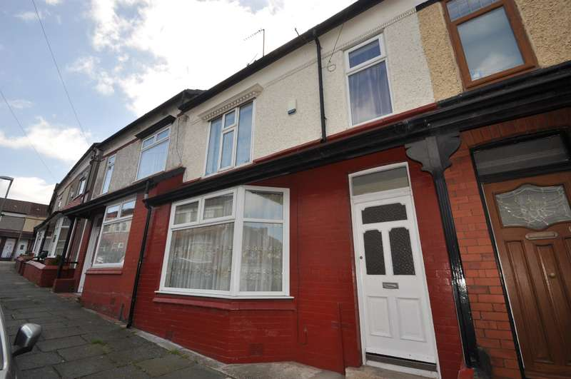 3 Bedrooms Terraced House for sale in Morley Road, Wallasey, CH44 5SL