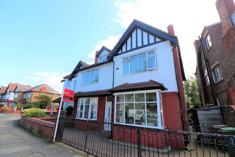 5 Bedrooms House for sale in Lyndhurst Road, Wallasey, CH45 6XB
