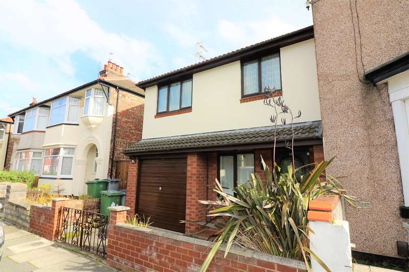 3 Bedrooms End Of Terrace House for sale in Park Street, Wallasey, CH44 1AT
