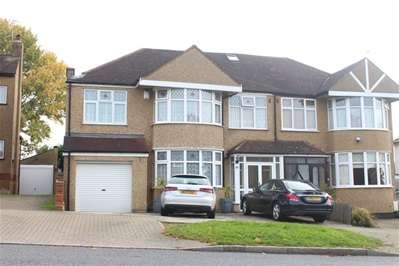 5 Bedrooms Semi Detached House for sale in Kenton Lane , Harrow Weald