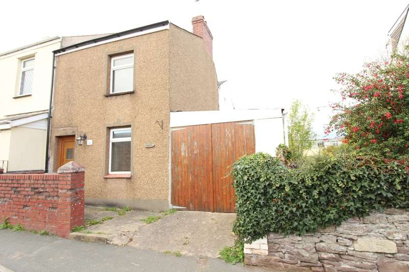 2 Bedrooms Semi Detached House for sale in Allt-Yr-Yn View, Newport, NP20