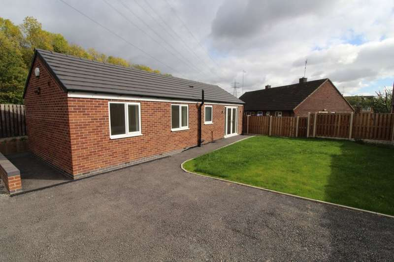 2 Bedrooms Detached Bungalow for sale in New Brinsworth Road, Catcliffe, Rotherham, S60
